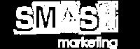 Smash marketing footer logo